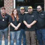 Ditch Witch Graduates First Class of Welders in Collaboration with Meridian Business and Industry Services
