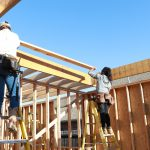 Carpentry Students Gain Hands-On Experience for Their Futures