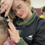 Meridian Cosmetology Students and Perry Public Schools Partnership Benefits Students at Both Schools